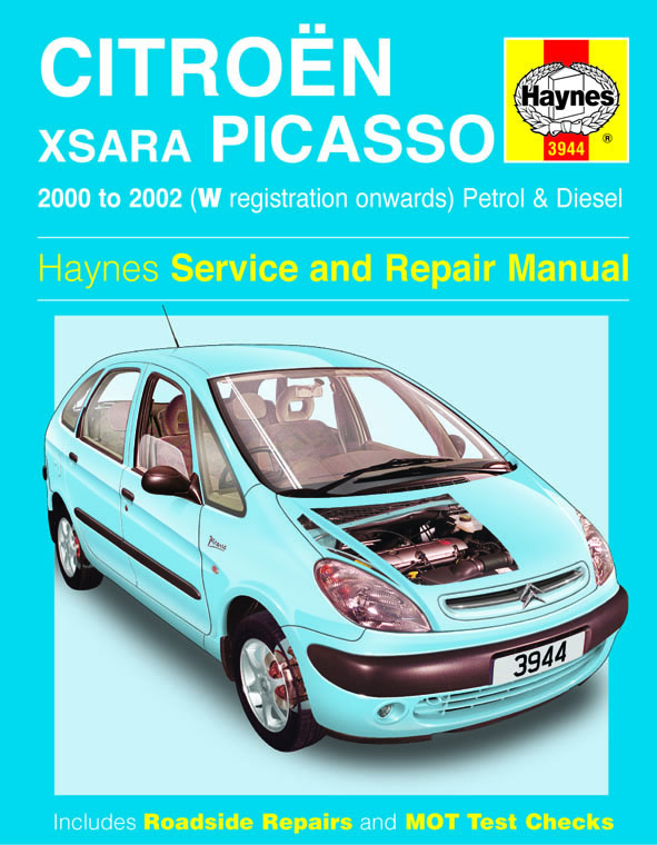 Citroen Xsara 2003 инструкция - фото 3